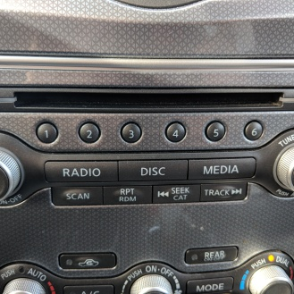 Radio controls - I can't stand the track controls and the tactile feel of the buttons and surrounding trim is cheap, cheap, cheap.